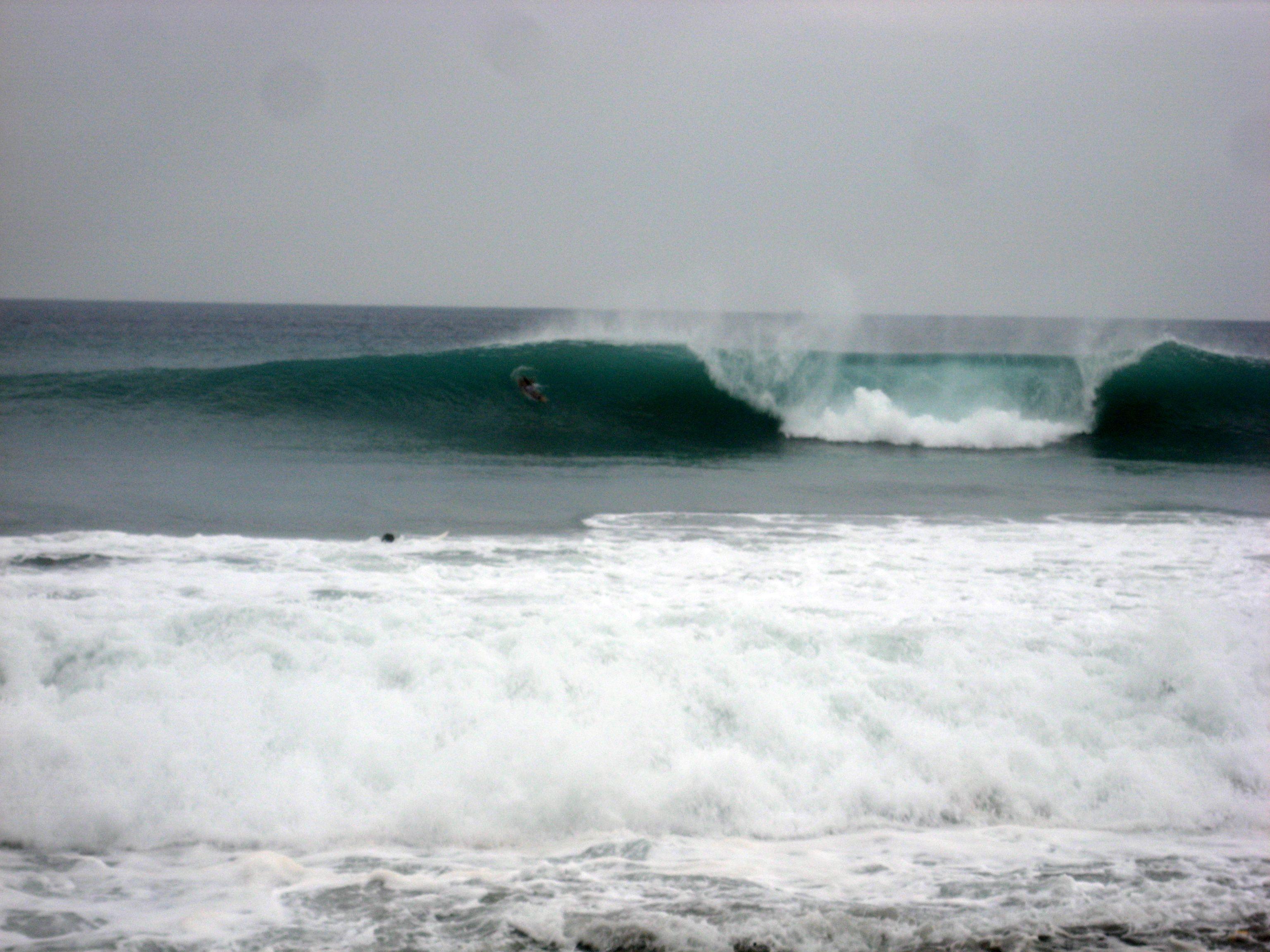 2007 8 19  Hurricane Dean (3)