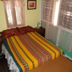 Image of Jamnesia Bungalow Room with double bed